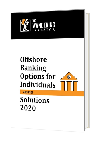 Offshore Banking Options for Individuals and other Solutions 2020
