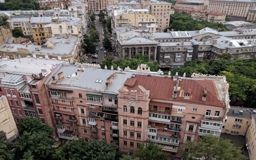 Is a real estate investment in Kiev, Ukraine, attractive?
