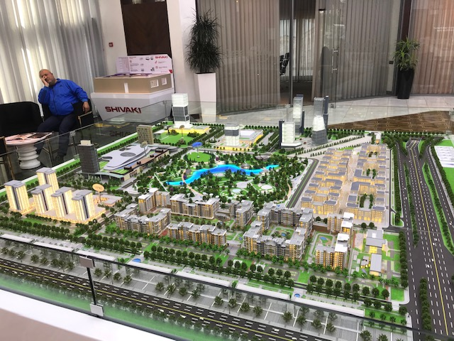 Real estate investment uzbekistan