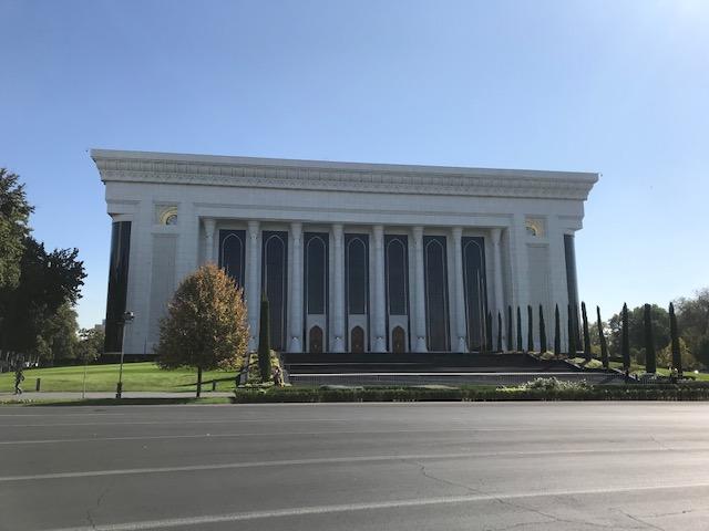 Residence permit Uzbekistan