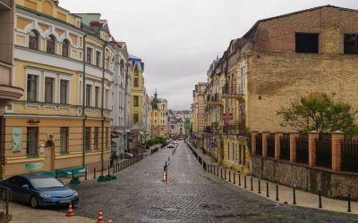 A Real Estate Investment in Kyiv, Ukraine, with 18% gross yields?