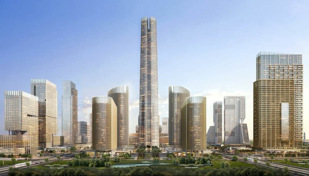 new administrative capital egypt cairo