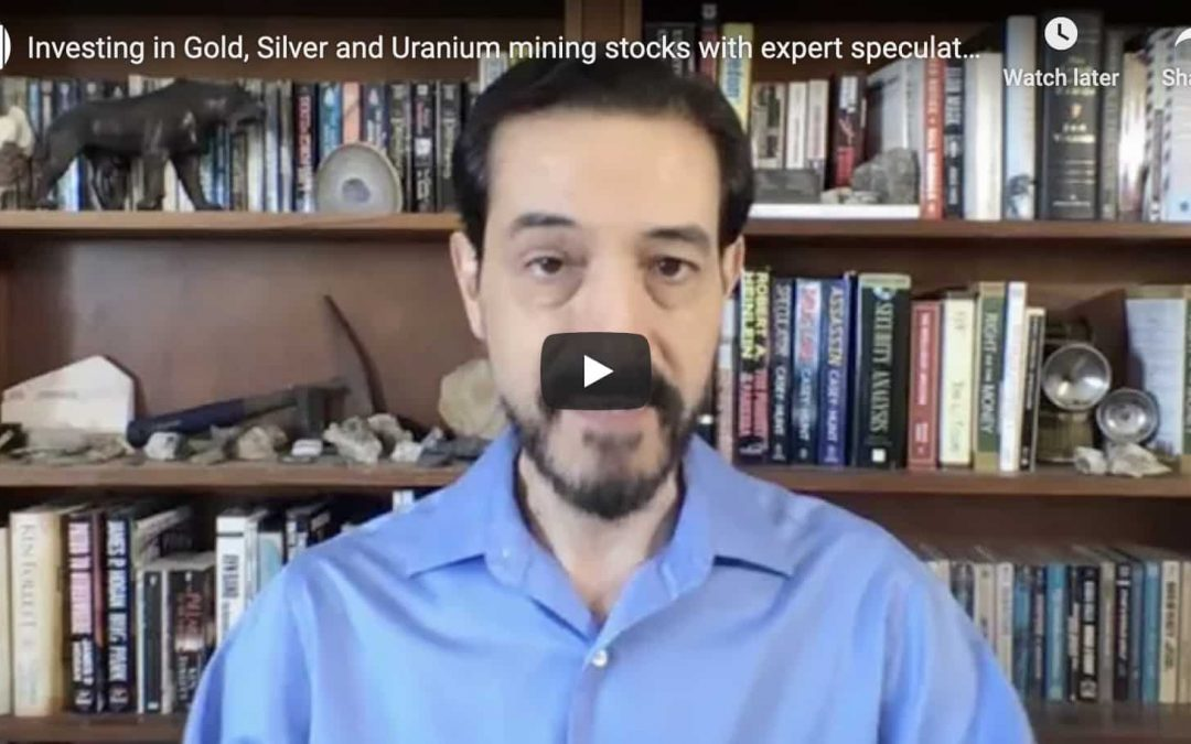Investing in Gold, Silver and Uranium with speculator Lobo Tiggre