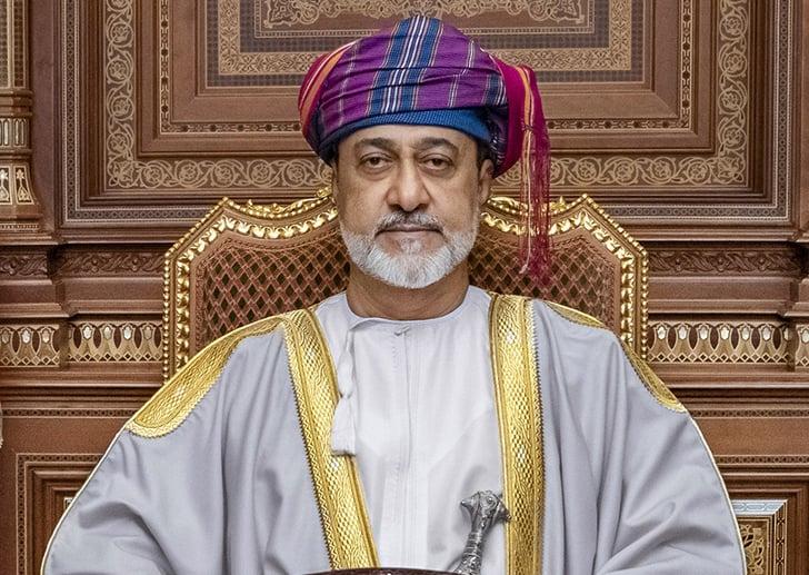 His Majesty Haitham bin Tarik