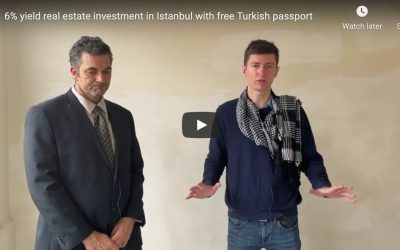 Investing in a city of 15 million people, with decent yields – and get a free passport