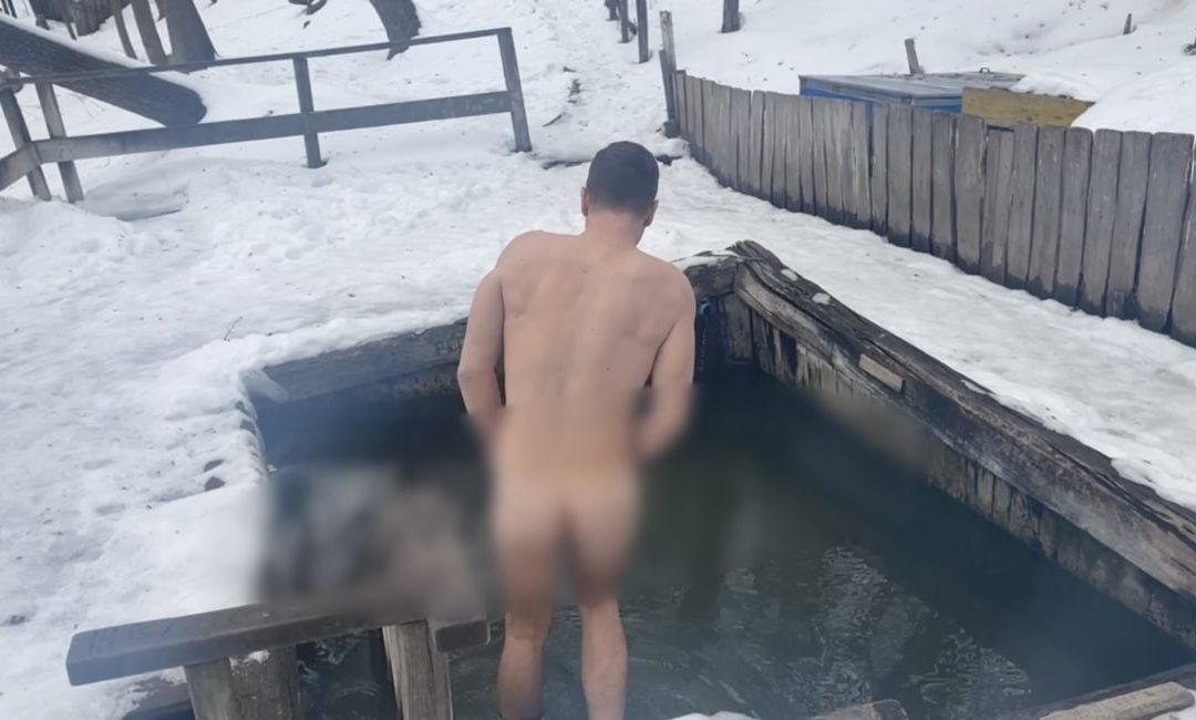 10% yield studios and swimming in freezing water with my real estate buyer's agent in Kyiv, Ukraine
